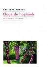Eloge de l'aplomb - Philippe Forest