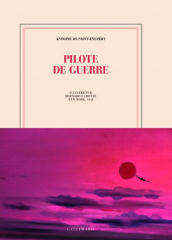 Pilote de guerre - Illustrations de Bernard Lamotte