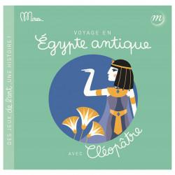 Voyage en Egypte antique avec Cléopâtre - Jeunesse