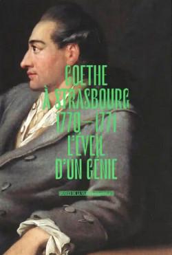 Goethe à Strasbourg, l'éveil d'un génie