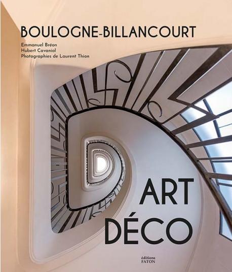Boulogne-Billancourt Art déco