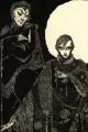 Faust et le second Faust - Illustré par Harry Clarke