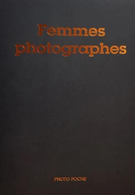 Femmes photographes (Coffret)