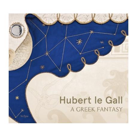 Hubert le Gall - A Greek Fantasy (English Edition)