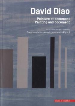 Peinture et document - David Diao