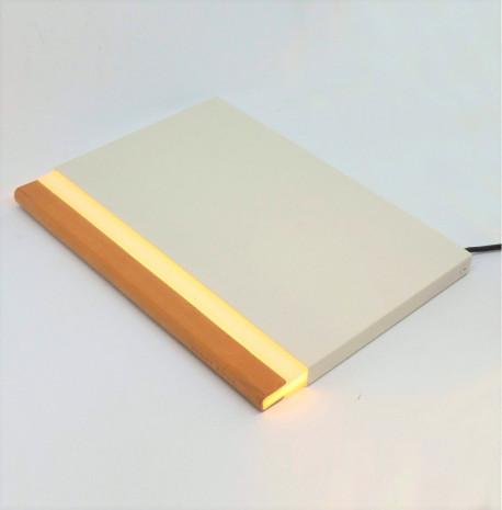 Livre Lumineux Japonais - Night Book Blanc