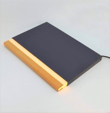 Livre Lumineux Japonais - Night Book Bleu