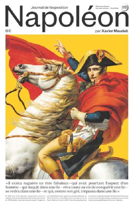 Napoléon - Journal de l'exposition
