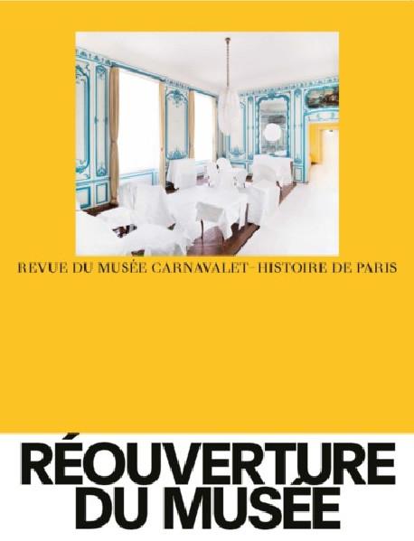 Revue du musée Carnavalet - Histoire de Paris N° 1/2021