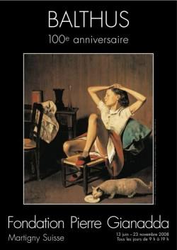 Balthus - 100e anniversaire