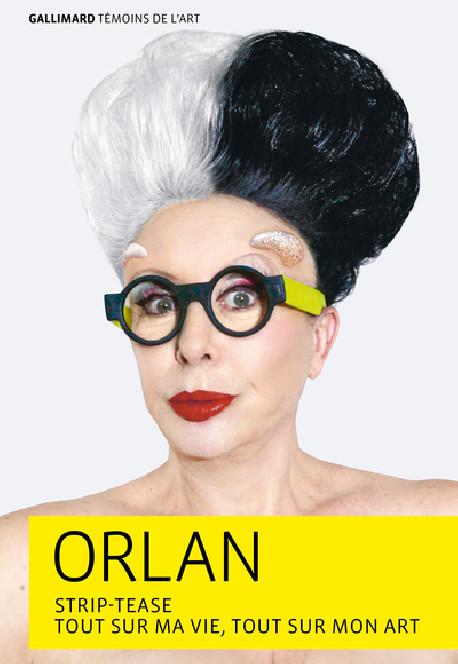 ORLAN - Strip Tease