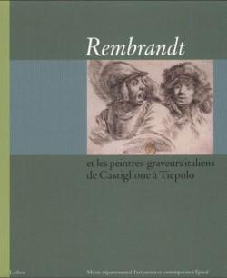 Rembrandt et les peintres italiens graveurs