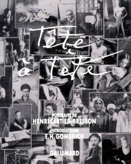 Tête à tête - Portraits de Henri Cartier-Bresson