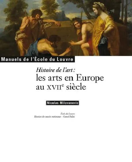 Histoire de l'art - Les arts en Europe au XVIIe siècle