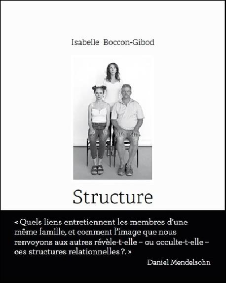 Structure. Isabelle Boccon-Gibod