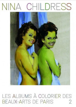 L'album de coloriage de Nina Childress