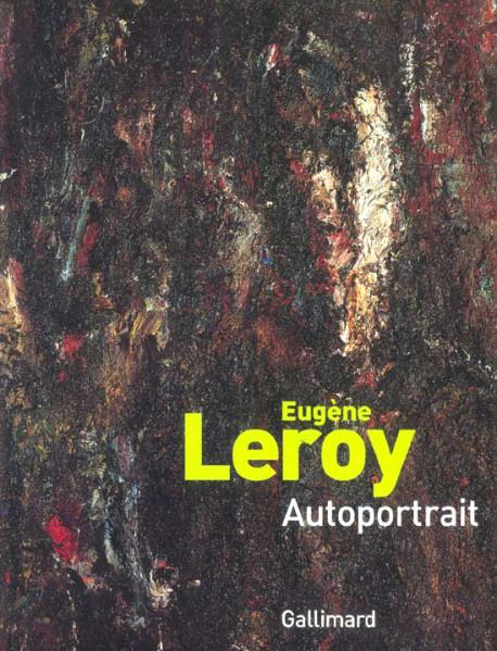Eugène Leroy - Autoportrait