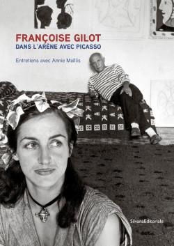 Françoise Gilot dans l'arène avec Picasso