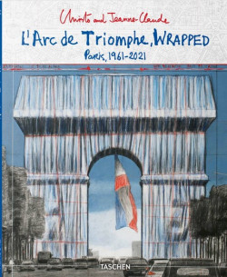 Christo and Jeanne-Claude - L'Arc de Triomphe, Wrapped
