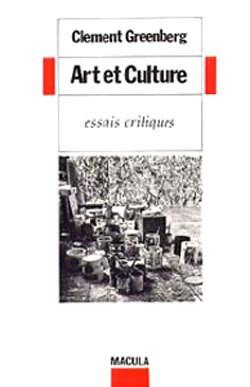 Art et culture. essais critiques