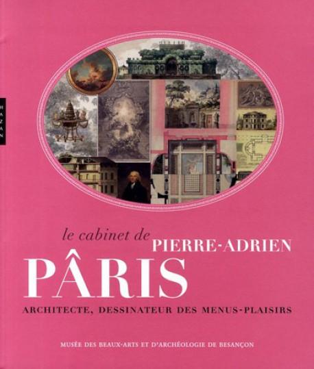 Le cabinet de Pierre-Adrien Pâris