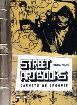 Street Artbooks, carnets de croquis
