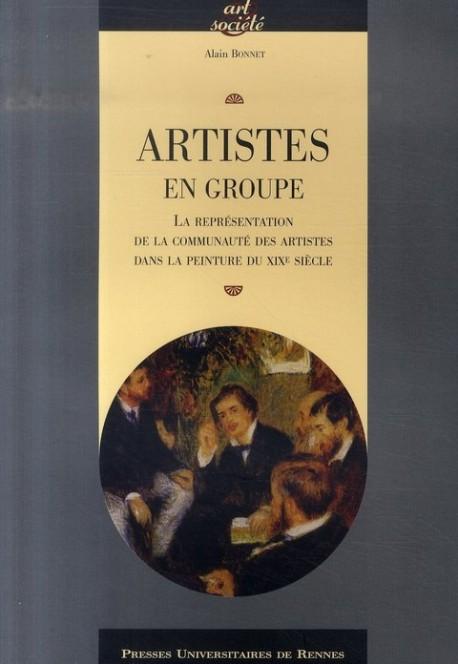 Artistes en groupe