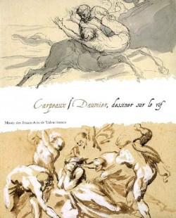 Carpeaux-Daumier, dessiner sur le vif