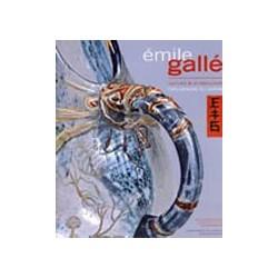 """Emilé Gallé. Nature & symbolisme, """"Influence du Japon"""""""