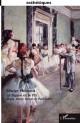 La figure et le pli - Degas, Danse, Dessin de Paul Valery