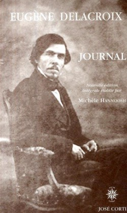 Eugène Delacroix - Journal