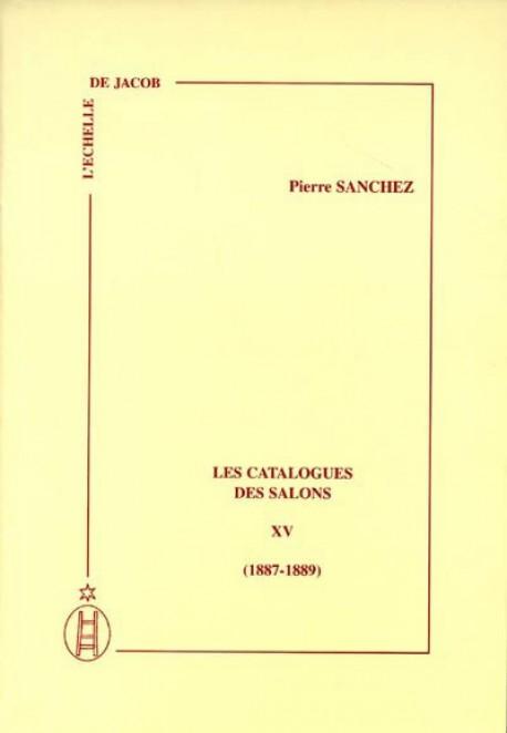 Les Catalogues des Salons - Tome XV (1887-1889)
