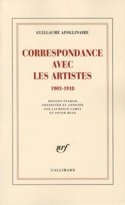 Guillaume Appolinaire - Correspondance avec les artistes (1903-1918)