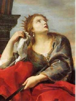 Didon abandonné, Andrea Sacchi - L'oeuvre en question n°4