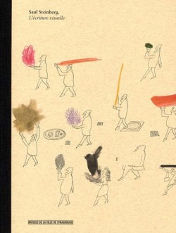 Saul Steinberg, l'écriture visuelle