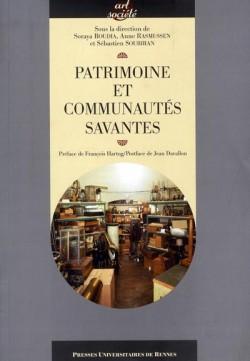 Patrimoine et communautés savantes
