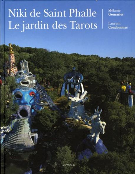 Niki de saint phalle le jardin des tarots - Jardin niki de saint phalle ...