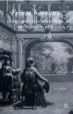 Feinte baroque, iconographie et esthétique de la variété au XVII siècle