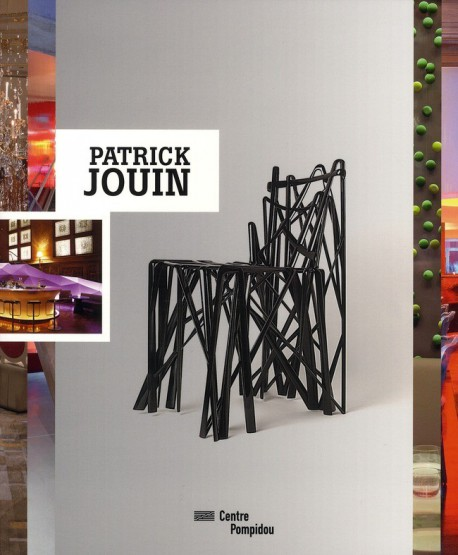 Patrick Jouin, la substance du design - Catalogue d'exposition