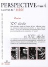 Perspectives n°4 - Dossier XXe et XXIe siècles