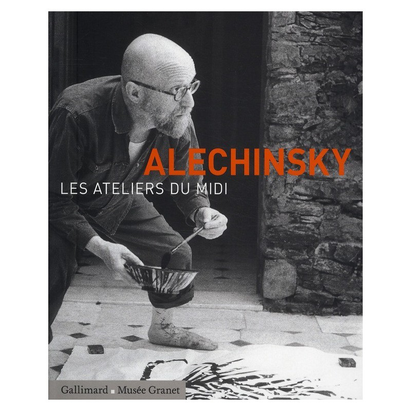 Alechinsky les ateliers du midi for Alechinsky oeuvres