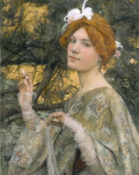 Les dernières fleurs du symbolisme, Edgard Maxence (1871-1954)