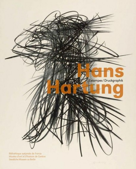 Hans Hartung, estampes