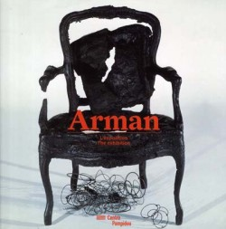 Album de l'exposition Arman
