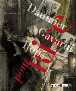 Catalogue d'exposition Daumier, Gavarni, Rops