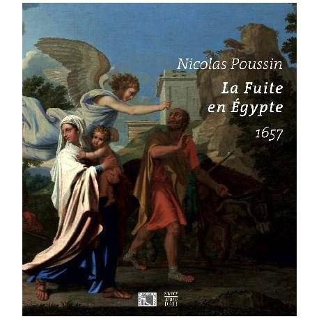 Nicolas Poussin - La Fuite en Egypte, 1657