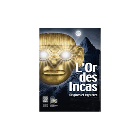 Le portfolio d'exposition L'or des Incas