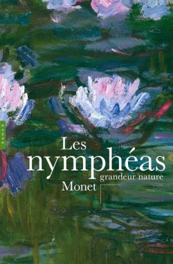 Les Nymphéas de Monet grandeur nature
