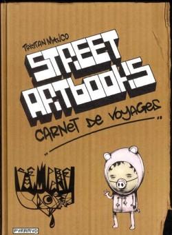 Street artbooks, carnet de voyages