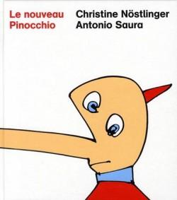 Le nouveau Pinocchio illustré par Antonio Saura